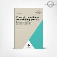 Vocación hereditaria (teoría y práctica) 1