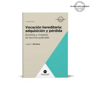 Germano Vocacion hereditaria / Biblioteca de Derecho Sucesorio