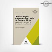Honorarios de abogados Provincia de Buenos Aires 1
